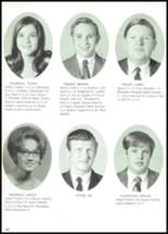 1970 McKinney High School Yearbook Page 56 & 57