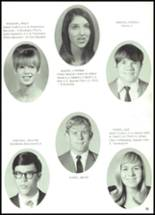 1970 McKinney High School Yearbook Page 58 & 59