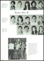 1970 McKinney High School Yearbook Page 62 & 63