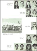 1970 McKinney High School Yearbook Page 68 & 69