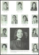 1970 McKinney High School Yearbook Page 70 & 71