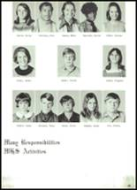 1970 McKinney High School Yearbook Page 72 & 73