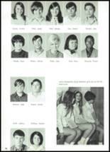 1970 McKinney High School Yearbook Page 74 & 75