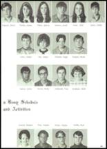 1970 McKinney High School Yearbook Page 84 & 85