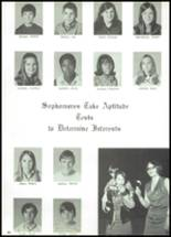 1970 McKinney High School Yearbook Page 88 & 89
