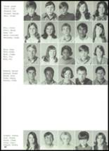 1970 McKinney High School Yearbook Page 92 & 93