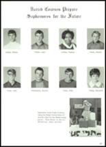 1970 McKinney High School Yearbook Page 94 & 95