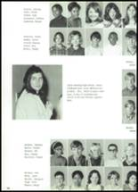 1970 McKinney High School Yearbook Page 98 & 99