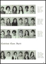 1970 McKinney High School Yearbook Page 100 & 101
