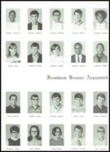 1970 McKinney High School Yearbook Page 104 & 105
