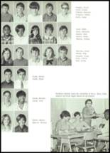 1970 McKinney High School Yearbook Page 108 & 109