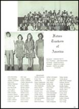 1970 McKinney High School Yearbook Page 118 & 119