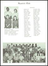 1970 McKinney High School Yearbook Page 124 & 125