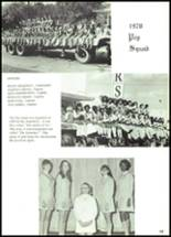 1970 McKinney High School Yearbook Page 126 & 127