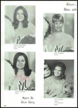 1970 McKinney High School Yearbook Page 134 & 135