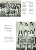 1970 McKinney High School Yearbook Page 142 & 143