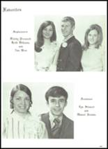 1970 McKinney High School Yearbook Page 152 & 153