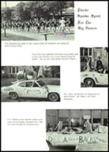 1970 McKinney High School Yearbook Page 162 & 163