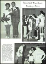 1970 McKinney High School Yearbook Page 166 & 167
