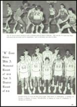 1970 McKinney High School Yearbook Page 200 & 201