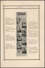 1924 Central High School Yearbook Page 30 & 31