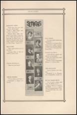 1924 Central High School Yearbook Page 34 & 35