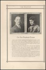1924 Central High School Yearbook Page 52 & 53
