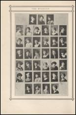 1924 Central High School Yearbook Page 56 & 57