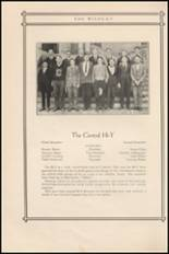 1924 Central High School Yearbook Page 68 & 69