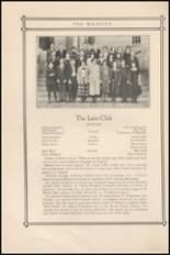 1924 Central High School Yearbook Page 70 & 71