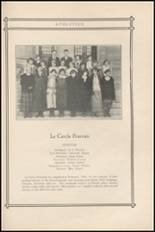 1924 Central High School Yearbook Page 72 & 73