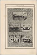 1924 Central High School Yearbook Page 92 & 93