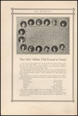 1924 Central High School Yearbook Page 94 & 95