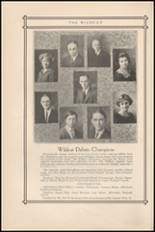 1924 Central High School Yearbook Page 102 & 103