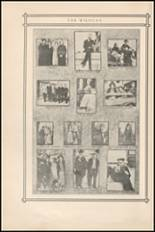1924 Central High School Yearbook Page 126 & 127