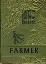 1965 Yearbook Farmersville High School