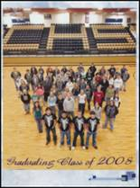 2008 Clyde High School Yearbook Page 18 & 19