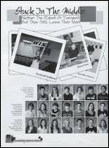 2008 Clyde High School Yearbook Page 24 & 25