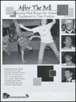 2008 Clyde High School Yearbook Page 32 & 33
