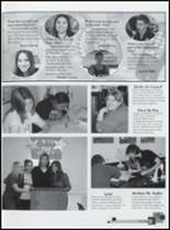 2008 Clyde High School Yearbook Page 54 & 55