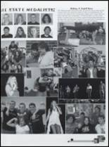 2008 Clyde High School Yearbook Page 80 & 81