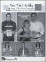 2008 Clyde High School Yearbook Page 122 & 123