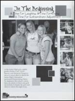 2008 Clyde High School Yearbook Page 124 & 125