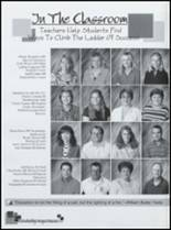 2008 Clyde High School Yearbook Page 166 & 167