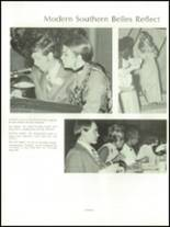 1971 A.C. Flora High School Yearbook Page 16 & 17