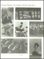 1971 A.C. Flora High School Yearbook Page 20 & 21