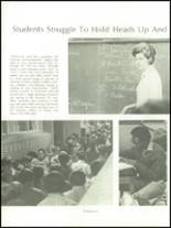 1971 A.C. Flora High School Yearbook Page 24 & 25