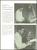 1971 A.C. Flora High School Yearbook Page 40 & 41