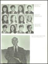 1971 A.C. Flora High School Yearbook Page 44 & 45