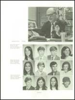 1971 A.C. Flora High School Yearbook Page 46 & 47